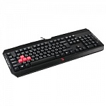 Keyboard A4Tech Bloody Q100 черный USB Gamer Q100 945258