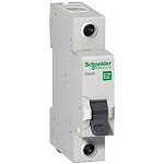 Schneider-electric EZ9F14125 АВТ. ВЫКЛ. EASY 9 1П 25А В 4,5кА 230В =S=