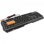Keyboard A4Tech Bloody B188 Black USB Multimedia Gamer LED 326280