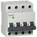 Schneider-electric EZ9F14432 АВТ. ВЫКЛ. EASY 9 4П 32А B 4,5кА 400В =S=