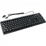 Keyboard SVEN Standard 301 USB+PS/2 чёрная SV-0310301PUB