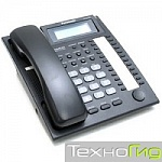 Panasonic KX-T7735RUB черный Системный телефон
