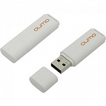 USB 2.0 QUMO 8GB Optiva 01 White QM8GUD-OP1-white