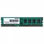 Patriot DDR3 DIMM 4GB PC3-12800 1600MHz PSD34G16002